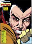 Joe Rubenstein Wolverine, The Official Handbook of the Marvel Universe